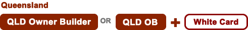 QLD Owner Builder online course